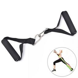 1 pair Fitness Resistance Bands Tubes Handles For Stretch Ex