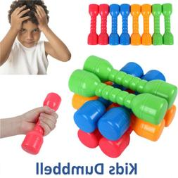 1 Pair Kids Outdoor Sports Dumbbell Fitness Equipment Childr