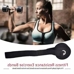 1 pcs fitness resistance exercise bands door