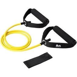 1 yellow 2 4 lbs resistance band