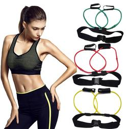10-30Lbs Booty Band Resistance Bands Exercise Belt For Leg +