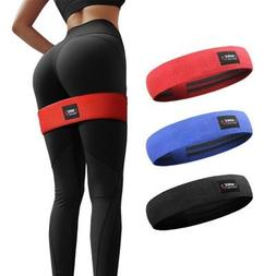 1PCS Hip Circle Resistence Bands Booty Glute Squat Resistanc