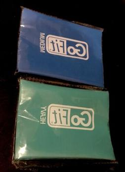 2 brand new flat power resistance bands