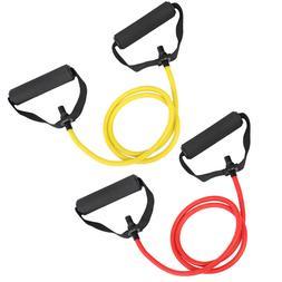 2pcs Outdoor Yoga Rope Adjustable Flexible Premium Pull Rope