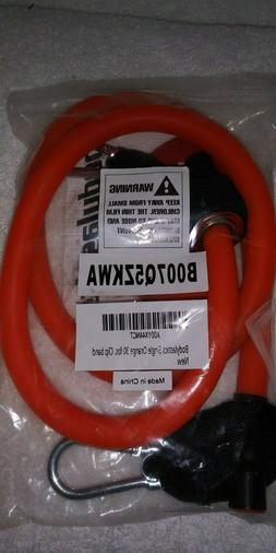 BODYLASTICS 30 pound orange Resistance Band new