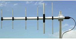 Sirio 380-6N UHF 380-440 MHz UHF Base Station 6 Element Yagi