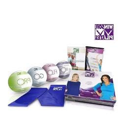 4 WINSOR PILATES POWER SCULPTING WITH RESISTANCE BAND DVD AD