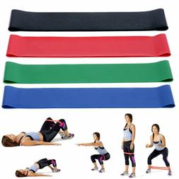 4Colors Yoga Resistance Loop Exercise Fitness Home Gym Train