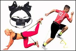 WearBands - 5 Band Resistance Training Exercise System for S