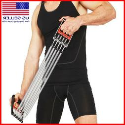 5 Spring Chest Expander Exercise Fitness Strength Training A