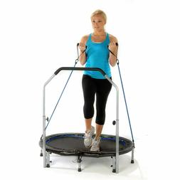 Stamina 55-Inch Fitness Trampoline Intone Oval Jogger Bounce