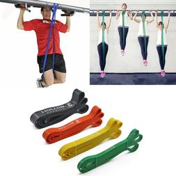 Latex Resistance Band Pull Up Assist Bands Exercise Powerlif