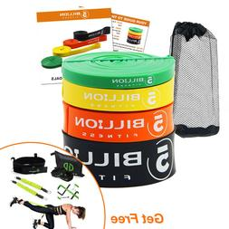 5BILLION Pull Up Assist Bands Resistance Bands for Body Stre