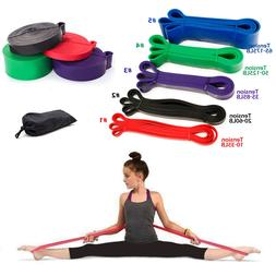 6 Level Yoga Training Belt Pull Up <font><b>Resistance</b></
