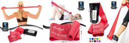 Super Exercise Band 7 ft. Long Latex-Free Resistance Band Cr