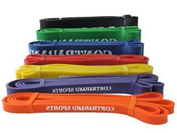 Contraband Sports 7419 Resistance Bands, Weight Lifting Band