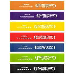 Contraband Sports 7439 Resistance Hip Bands / Booty Bands /