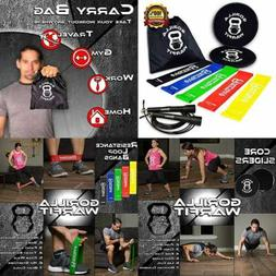 80 Day Obsession Equipment | Resistance Loop Bands and Exerc