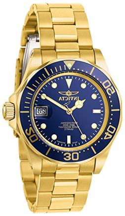 Invicta Men's 9312 Pro Diver Gold-Tone Stainless Steel Watch