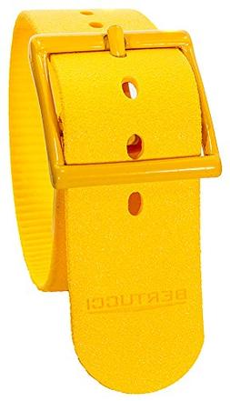 Bertucci DX3 B-109 Pro-Yellow 26 mm Tridura Watch Band