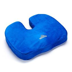 Black Mountain Products Orthopedic Comfort & Stadium Seat Cu