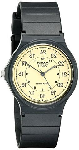 Casio Mens MQ24-9B Classic Analog Watch
