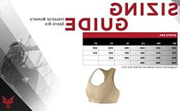 DRIFIRE Flame Resistant Women's Sports Bra Desert Sand, SIZE