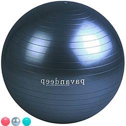 Exercise Stability Ball By Pavandeep 2000lbs Anti Burst Bala