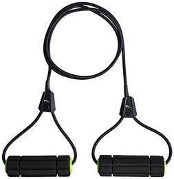 Nike Long Length Medium Resistance Band 2.0 Volt/Black Size