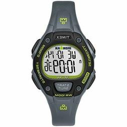 "Timex TW5M14000,  Women's ""Ironman"" 30-Lap Gray Resin Watch,"