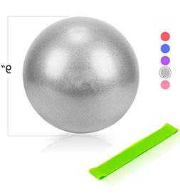 Universal Pier Mini Exercise Work Out Ball, Perfect for yoga