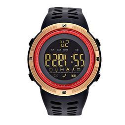VGEBY Men's Digital Sports Watch, Military Multifunctional E