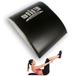 Comfortable Abdominal Mat - Warm Up with Your BONUS Resistan