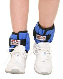 All Pro Weight Adjustable Ankle Weights, 10-lb pair