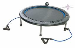 Adult Trampoline with Resistance Bands - 38-Inch Plus Reboun