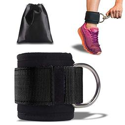 ASMOTIM Ankle Exercise Equipment Workout Strap Ankle Strap w
