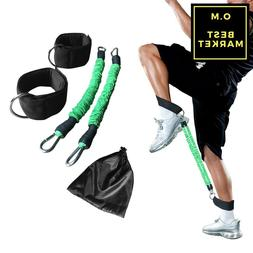 Ankle Resistance Training Speed and Agility Bands Football T