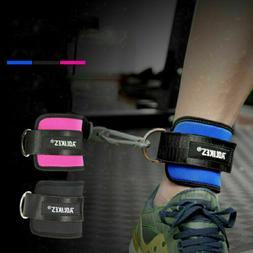 Ankle Straps Belt Pull Leg Strength Machine Resist Band Spor