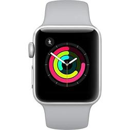 Apple Watch Series 3 Aluminum case 38mm GPS ONLY