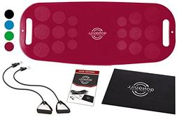 Balance Board - Premium Quality Fit Board + Instructions - C