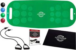 Balance Board Set | Premium Quality Fit Board + Workout Mat