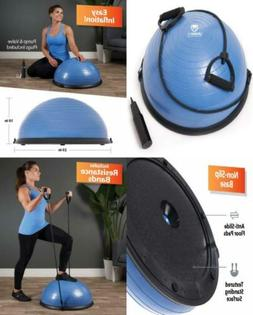 URBNFit Balance Trainer Stability Half Ball with Resistance
