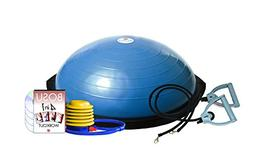 Bosu Balance Trainer with Resistance Bands