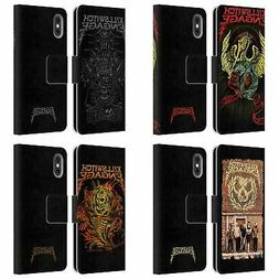 KILLSWITCH ENGAGE BAND ART LEATHER BOOK CASE FOR APPLE iPHON