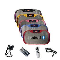 EVERGROW Black 120 Levels Whole Body Vibration Machine Exerc