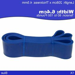 blue pull up band assisted pull up