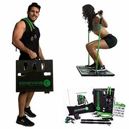 bodyboss home gym 2 0 full portable