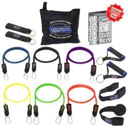 Pilates Accessories NEW Bodylastics Heavy Duty Resistance Ba