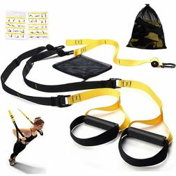 Bodyweight Fitness Resistance Trainer Kit - Suspension Worko