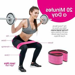 ikonify Booty Resistance Bands 3 Exercise Workout Bands Fitn